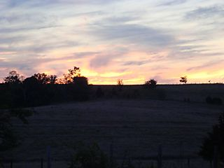 Sunset on the farm3