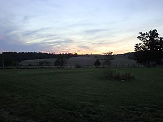 Sunset on the farm2