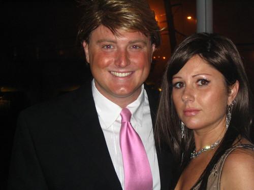 Donald & Melania