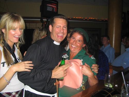 pervert priest